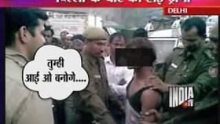 Juvenile Burglar Sanju Thief Threatening Delhi Police Live