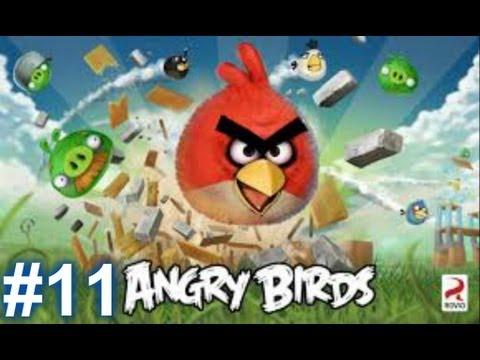 AngryBirds del 11 DANISH DANSK