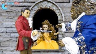 LA BELLA Y LA BESTIA  💗🌜  parte 04🌛💗 Beauty and the Beast