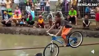 BEST BiKE RACE EVER ON EARTH | Best Bicycle Competition 2018 | New Funny Video | Bengal360
