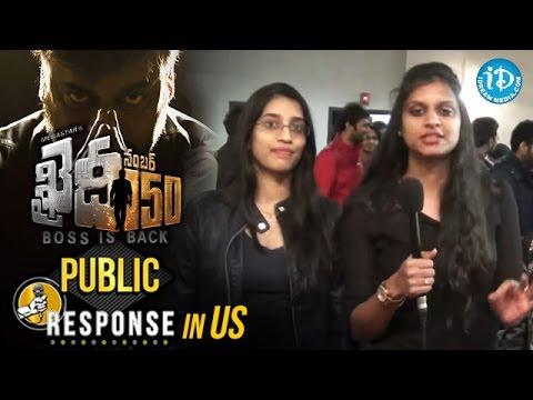 Chiranjeevi Khaidi No 150 Movie Public