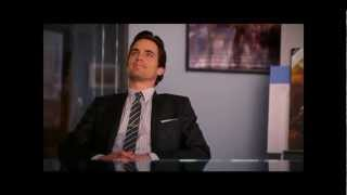Fifty Shades of Grey - Matt Bomer and Alexis Bledel CHEMISTRY