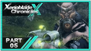 Xenoblade Chronicles X - Part 5 | Chapter 3: Pathfinders Search! [1080p60 English Gameplay]