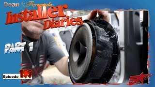 VW Jetta In For A Sound Upgrade, Speakers First Installer Diaries 199 Part 1