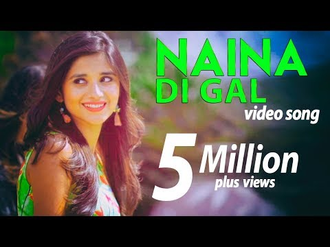 Xxx Mp4 Naina Di Gal Kanika Mann Vishal Ft Daniel Dollar Latest Punjabi Songs 2017 Yellow Music 3gp Sex