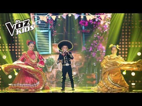 Xxx Mp4 David Tarapues Canta Allá En El Rancho Grande La Voz Kids Colombia 2018 3gp Sex