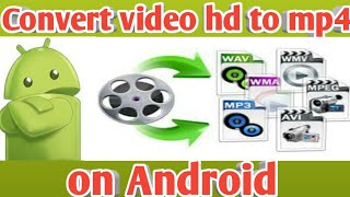 Best video converter for Android! Change video resolution! bangla tutorial 2018!