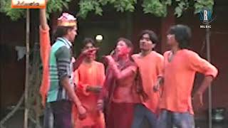 Saya Saari Choli Rangla | Hot Bhojpuri Holi Song | Albela Maradwa