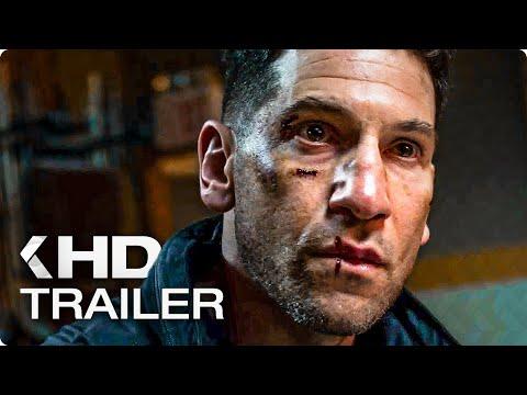 THE PUNISHER 2. Staffel Trailer German Deutsch (2019) Netflix