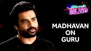 R.Madhavan On All Is Well & Guru | Diwali Beats
