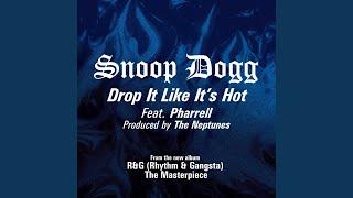 Drop It Like It's Hot (Extra Clean Radio Edit)
