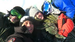 OUR BIGGEST SNOW STORM!!