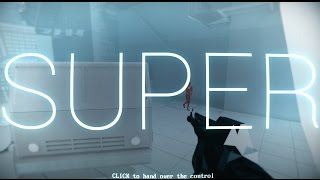SUPERHOT - Time Means Nothing To Me!
