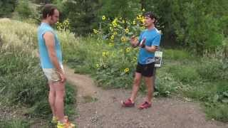 Scott Jurek: How to Run, How to Eat.