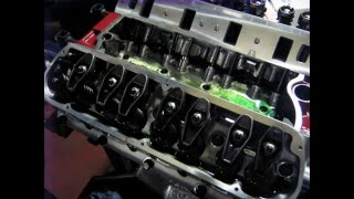 Creating a ford 347 stroker engine