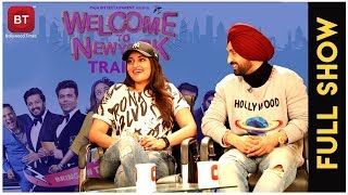 Welcome To New York Movie | Sonakshi Sinha, Diljit Dosanjh | Full Exclusive Interview