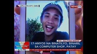 BP: 17-anyos na binatilyo, binaril sa computer shop, patay