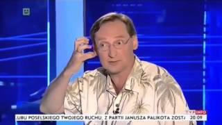 Wojciech Cejrowski vs Piotr Kraśko  o Januszu Korwinie Mikke  medium