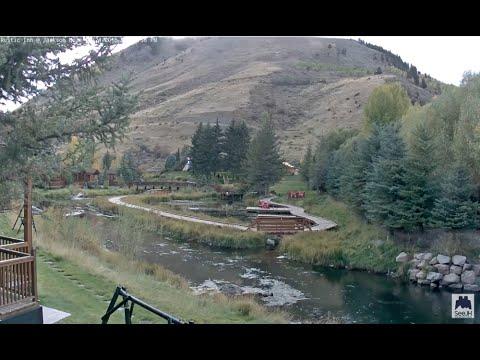 Rustic Inn Jackson Hole Webcam SeeJH