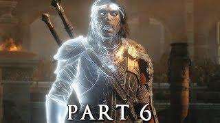 SHADOW OF WAR Walkthrough Gameplay Part 6 - Nazgul (Middle-earth)