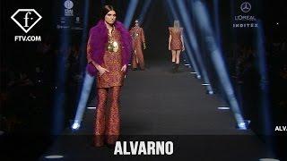 Madrid Fashion Week Fall/WInter 2017-18 - Alvarno | FashionTV