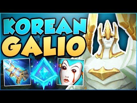 Xxx Mp4 HOW RIDICULOUS IS THIS KOREAN GALIO BUILD KOREAN GALIO SEASON 8 TOP GAMEPLAY League Of Legends 3gp Sex