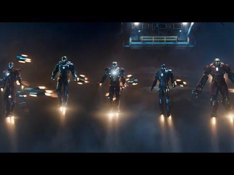 Xxx Mp4 Iron Man 3 Official Trailer UK Marvel HD 3gp Sex