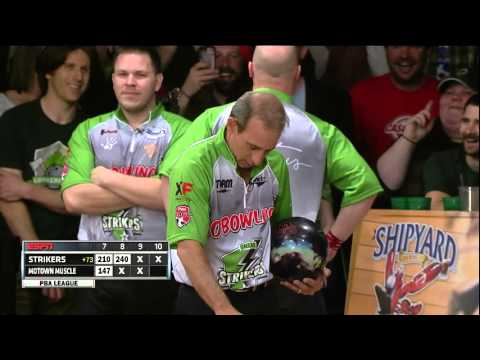 Dallas Strikers Attempt to Bowl Perfect