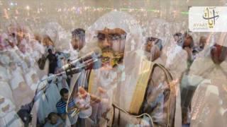 دعاء خاشع وباكي | تهجد ليلة ٢٧ رمضان ١٤٣٨هـ الشيخ ناصر القطامي