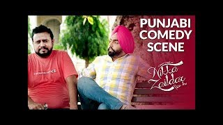 Punjabi Funny Scenes Compilation || Nikka Zaildar || Ammy Virk || Karamjit Anmol