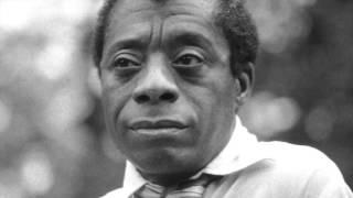 Black man in America James Baldwin