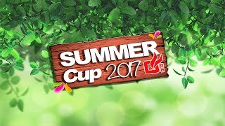 SUMMER CUP 2017 - FINAL PAREJAS NIVEL B - DANGEROUS FLYING DARTS VS. DOBLE 11