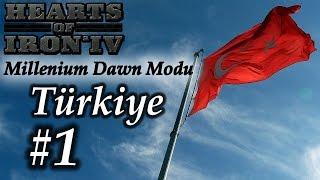 [Hearts of Iron 4] Millenium Dawn - Türkiye (Strateji Delisi Versiyonu) - B1