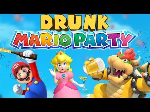 Xxx Mp4 DRUNK MARIO PARTY Mario Party 10 Gameplay 3gp Sex