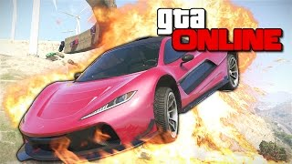GTA 5 Online (PC) - Улетаем в небеса! #147