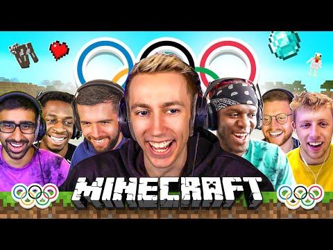 SIDEMEN MINECRAFT MEME OLYMPICS Sidemen Gaming