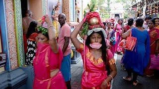 Ferveur et dévotion en l'honneur de Muruga