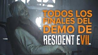Resident Evil 7 Demo: El misterio final