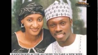 Kannywood actor ALI NUHU to take a new wife