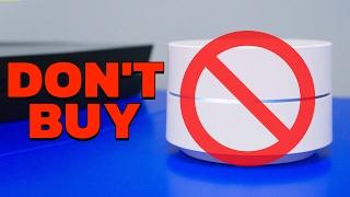 Don't Buy Google Wifi 😡