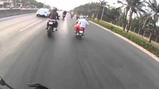 Tour Vũng Tàu Z800 Việt Nam của Z Team Sài Gòn