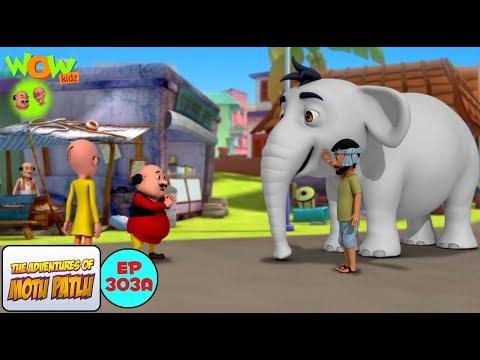 Xxx Mp4 Safed Haathi Motu Patlu In Hindi 3D Animation Cartoon As On Nickelodeon 3gp Sex