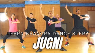 Learn How To Do Bhangra - Jugni (Beginner 8 of 14)
