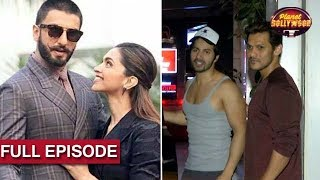 Ranveer -Deepika Enjoy Their Secret Vacation In London | Varun Spotted Outside His Gym