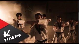EXO [Overdose] K-Tigers Taekwondo ver.