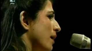 هبة القواس تغني رفيق الحريري - Hiba Kawass