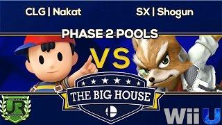 TBH6 PHASE 2 POOLS  - CLG | Nakat (Ness) vs SX | Shogun (Fox) - Wii U