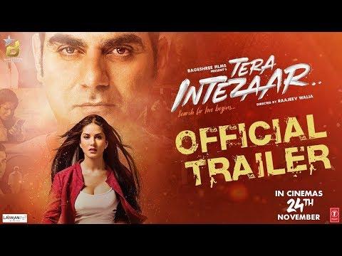 Xxx Mp4 Official Trailer Tera Intezaar Sunny Leone Arbaaz Khan Raajeev Walia Bageshree Films 24 Nov 3gp Sex