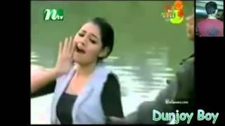 Mosharraf Karim And Tisha Funny Dance