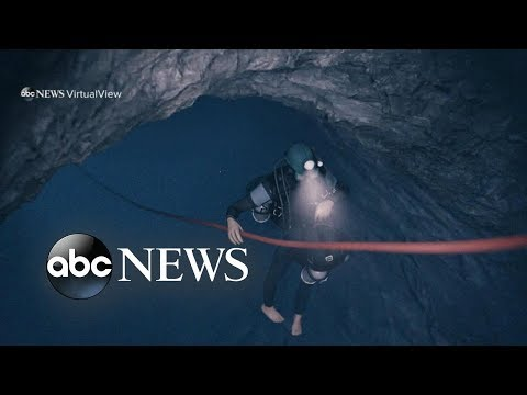 Mission is a go Rescuers jump into action to save boys from Thai cave Part 2